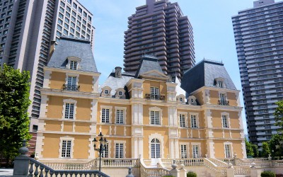 Le Chateau de Joel Robuchon, Tokyo