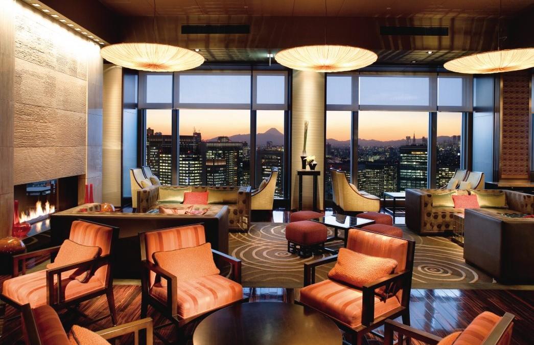Oriental Lounge, Tokyo